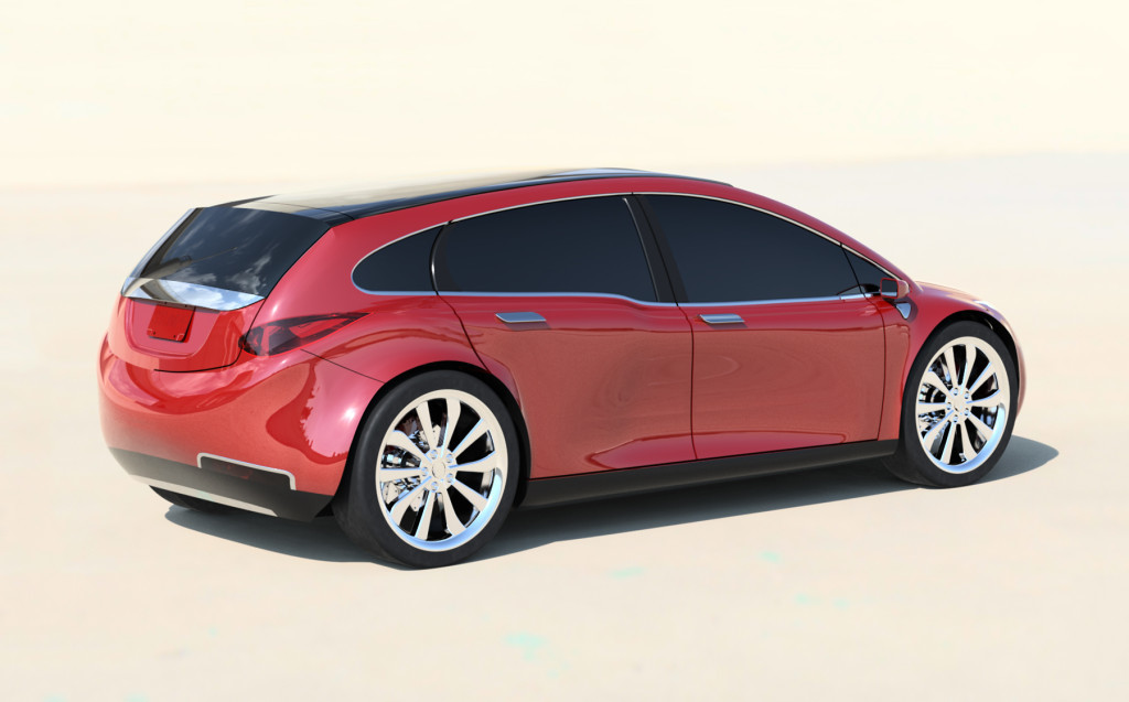 Concept by Stumpf: Tesla Model 3